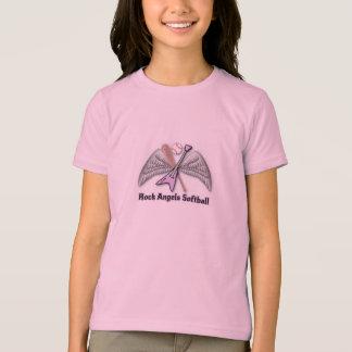 Rock Angels Softball T-Shirt