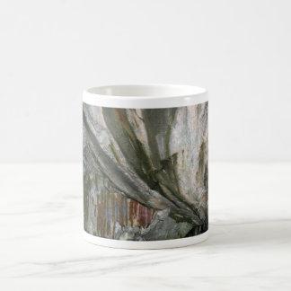 Rock Art 1 Classic White Coffee Mug