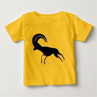 Rock Art Saharan Antelope Baby T-Shirt