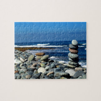 Rock Balancing Jigsaw Puzzle