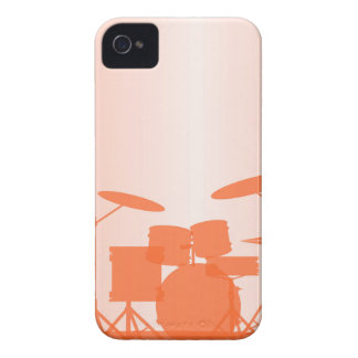 Rock Band Equipment On Stage Case-Mate iPhone 4 Case