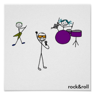 Rock Band Two Poster