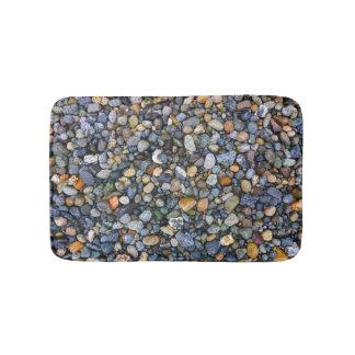Rock Beach Bath Mat