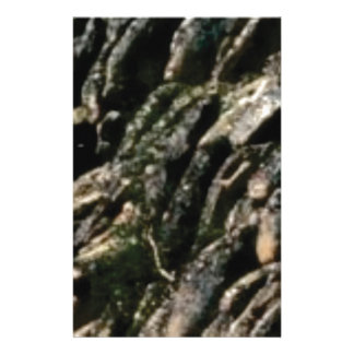 rock bends texture stationery