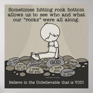 Rock Bottom Poster