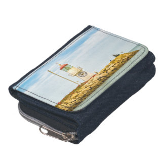Rock Breakwater Salinas Ecuador Wallets