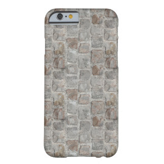 Rock Brick Wall Barely There iPhone 6 Case