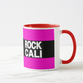 Rock Cali 2 Pink Mug