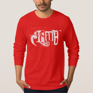 Rock Climber in the letter i in the word climb T-Shirt