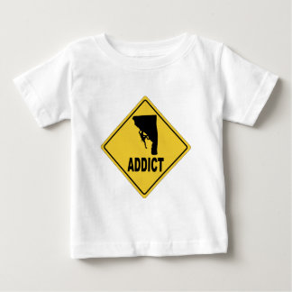 Rock Climbing 2 Baby T-Shirt