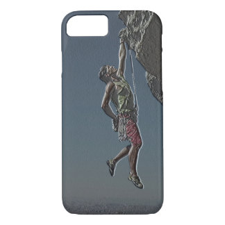 Rock climbing iPhone 7 case