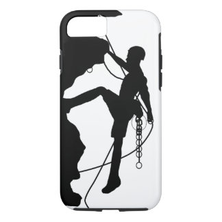 Rock Climbing iPhone 7, Tough iPhone 7 Case