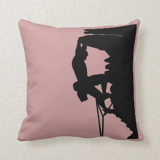 Rock Climbing Pillow