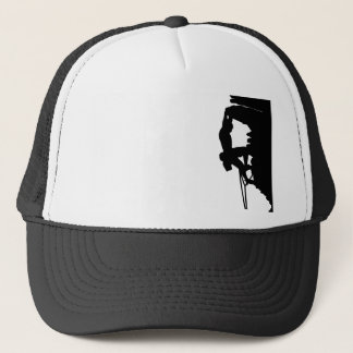 Rock Climbing Trucker Hat
