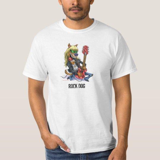 Rock Dog Tee Shirt