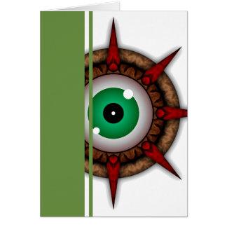 Rock Eye Parasite Card