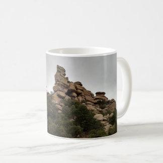 Rock formation New Mexico Coffee Mug