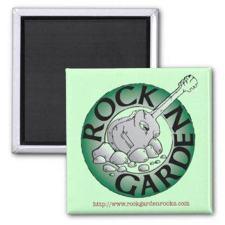 Rock Garden Magnet