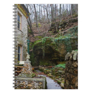 Rock Garden Patio Notebook