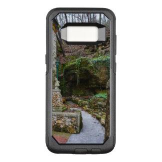 Rock Garden Patio OtterBox Commuter Samsung Galaxy S8 Case