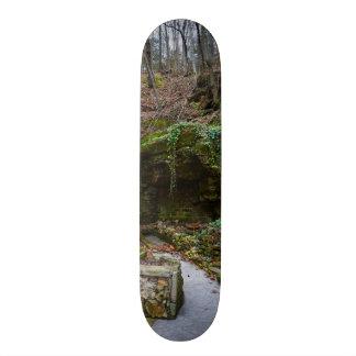 Rock Garden Patio Skate Deck