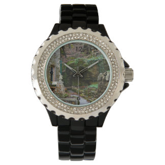 Rock Garden Patio Watch