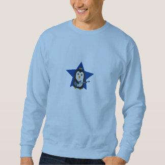 Rock Guitar Penguin Sweatshirt
