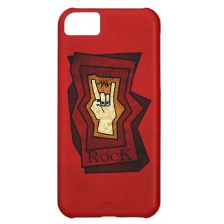 Rock Hand iPhone 5C Covers