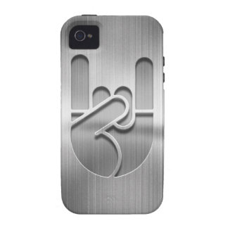 Rock Hand Steel Case For The iPhone 4