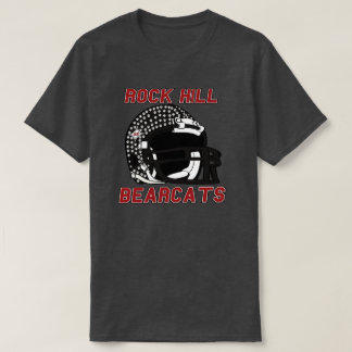 Rock Hill High School South Carolina Bearcats T-Shirt