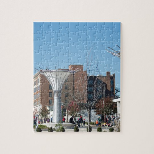 Rock Hill South Carolina Jigsaw Puzzle