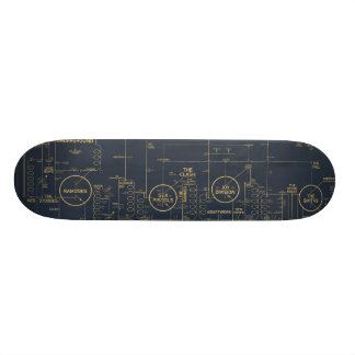 Rock History 101board Skate Decks