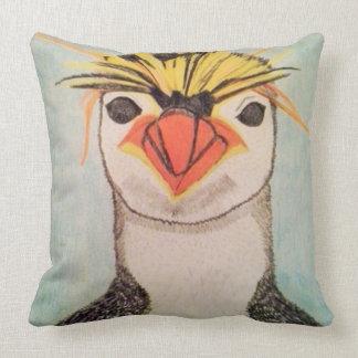 Rock Hopper Throw Pillow