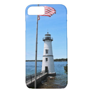 Rock Island Lighthouse, New York iPhone Case