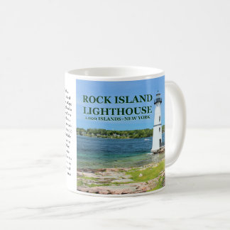 Rock Island Lighthouse, New York Mug