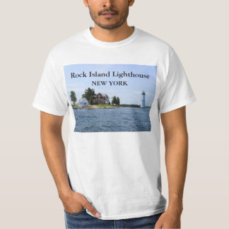 Rock Island Lighthouse, New York T-Shirt #2