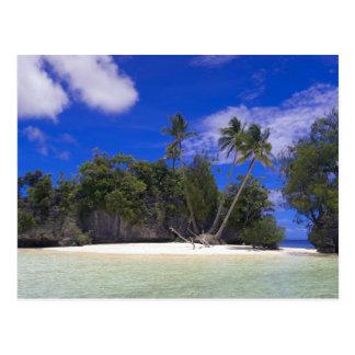 Rock Islands Palau Postcard