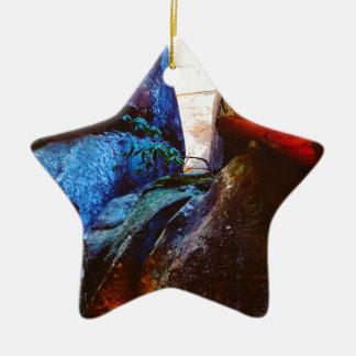 ROck Life Ceramic Ornament