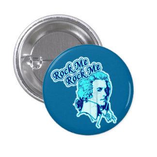 Rock Me Amadeus 1 Inch Round Button