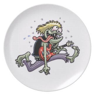 Rock Monster Plate