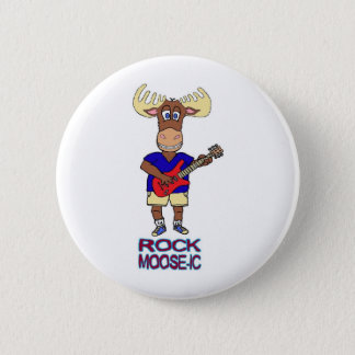 ROCK MOOSE-IC 2 INCH ROUND BUTTON