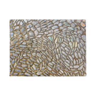 Rock Mosaic Door Mat