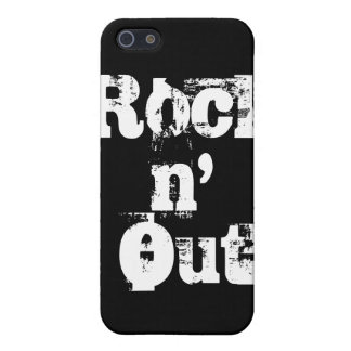 Rock n' Out iPhone 5 Case
