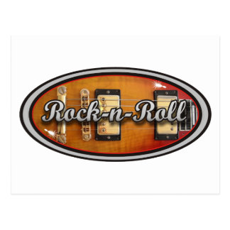 Rock-n-Roll 1 Postcard