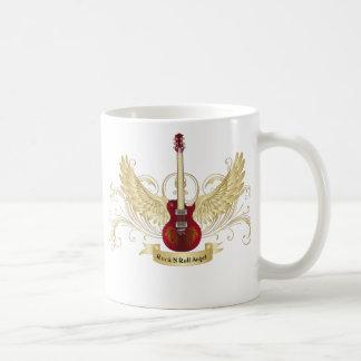 Rock n Roll Angel Mug