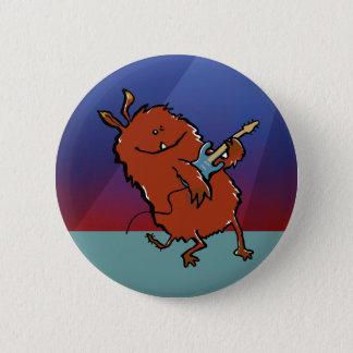 rock 'n' roll animal 2 inch round button