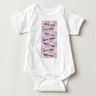 Rock N' Roll Baby Bodysuit