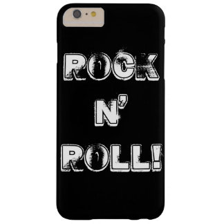 ROCK N' ROLL BARELY THERE iPhone 6 PLUS CASE