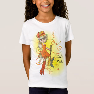 Rock N Roll Chick T-Shirt