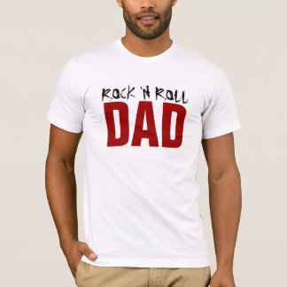 ROCK 'N ROLL DAD T-Shirt